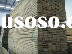 High Quality Eco-friendly Anticorrosive Wood, Treated Pine Wood, Preserved Wood (European Red Pine)