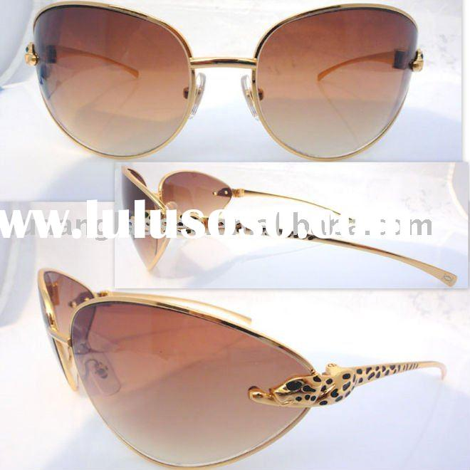 High quality CT 1076/2000SERIES LIMITED Panther Designer Sunglasses 2010 new style sunglass hot sale