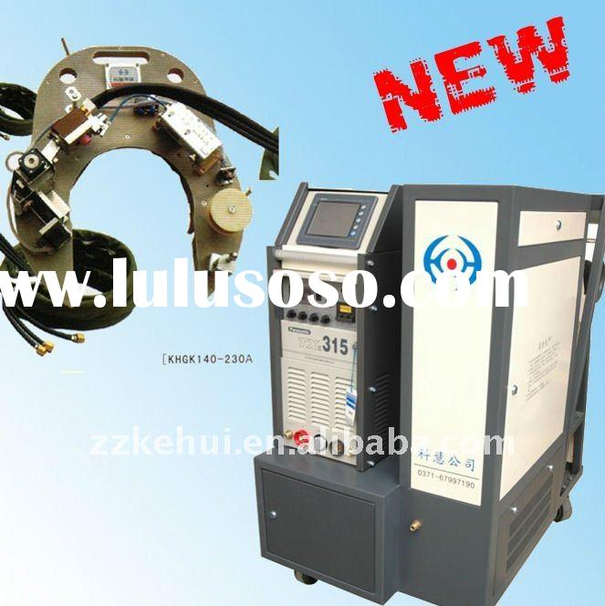 IGBT Inverter AC DC arc electric orbital welding machine KHGK400