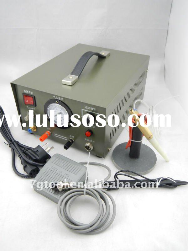 Jewelry Welding Machine,Spot Welder, Complete Accessaries, Argon Protection Sparkle Welder