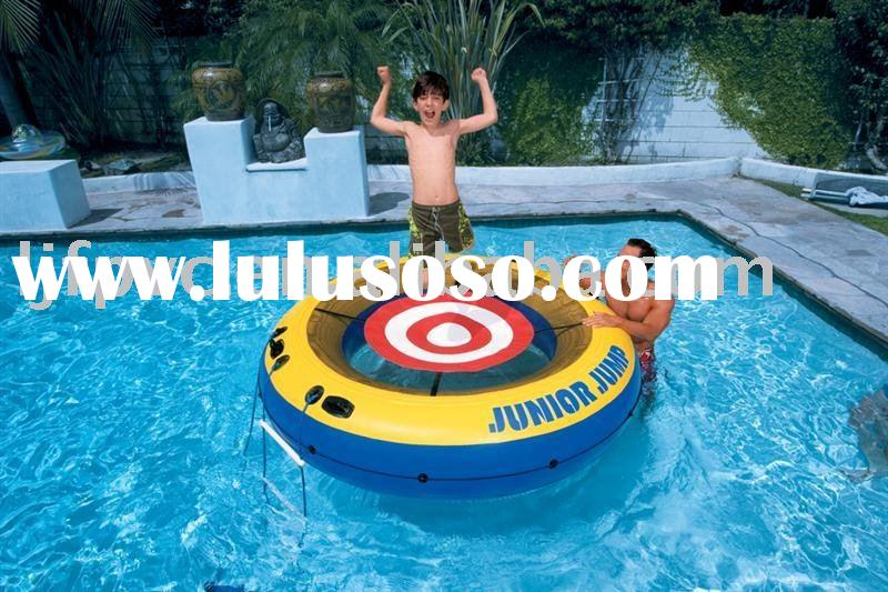 Jumping castle swimming ring 150CM water sport toys pool toy inflatable boat