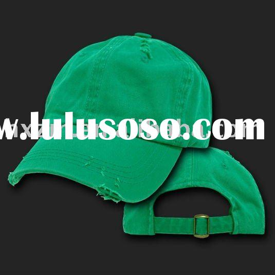 KELLY GREEN VINTAGE STYLE POLO BASEBALL CAP HAT CAPS