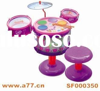 Kids Electric Jazz Drum Play Set