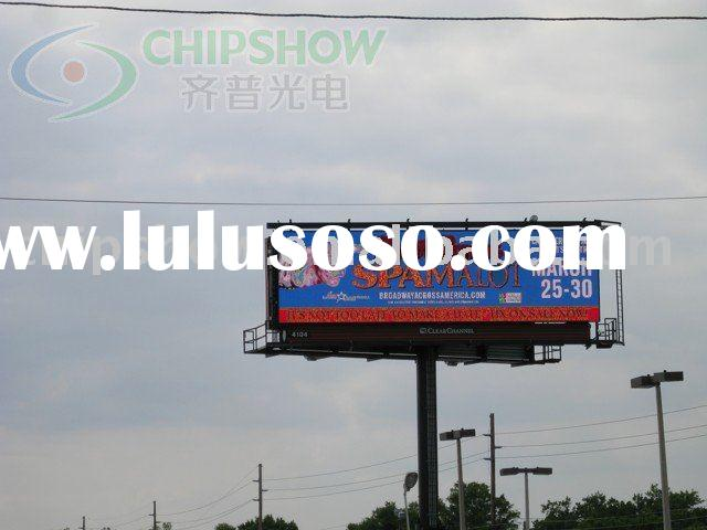 LED Billboard (P16 Outdoor Advertising Full Color LED Display)
