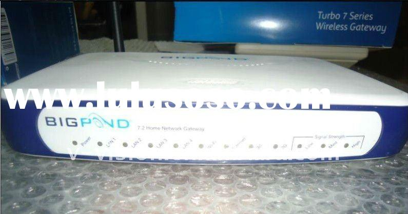 Netcomm 3G9WB HSUPA / HSDPA / UMTS Tri-band bigpond 3G Wireless-N Router with built-in ADSL2+ Modem