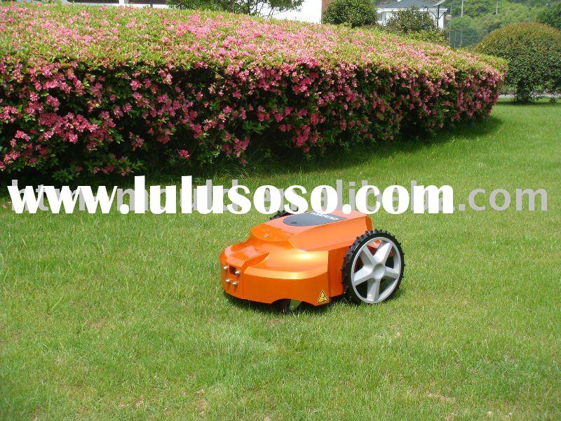 New product--Robot mower(auto grass cutter,intelligent mower)