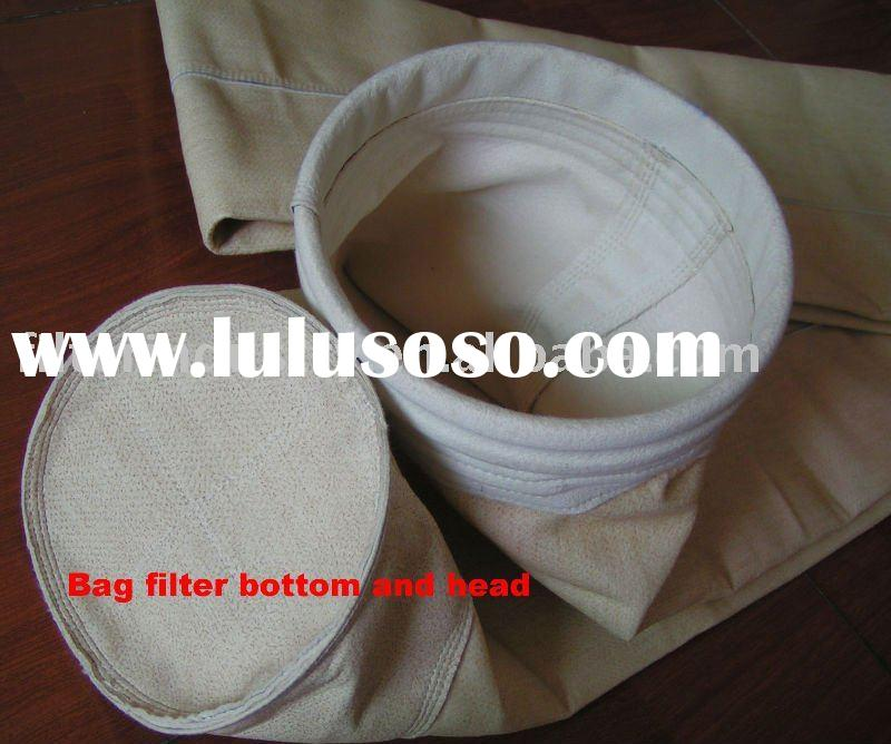 Nomex dust collector filter bag (Needle Punch Non-woven)