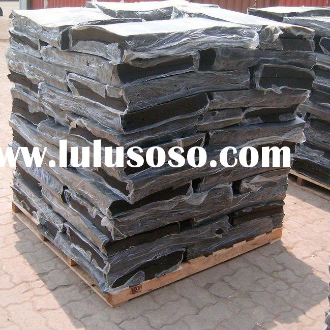 Odourless natural rubber