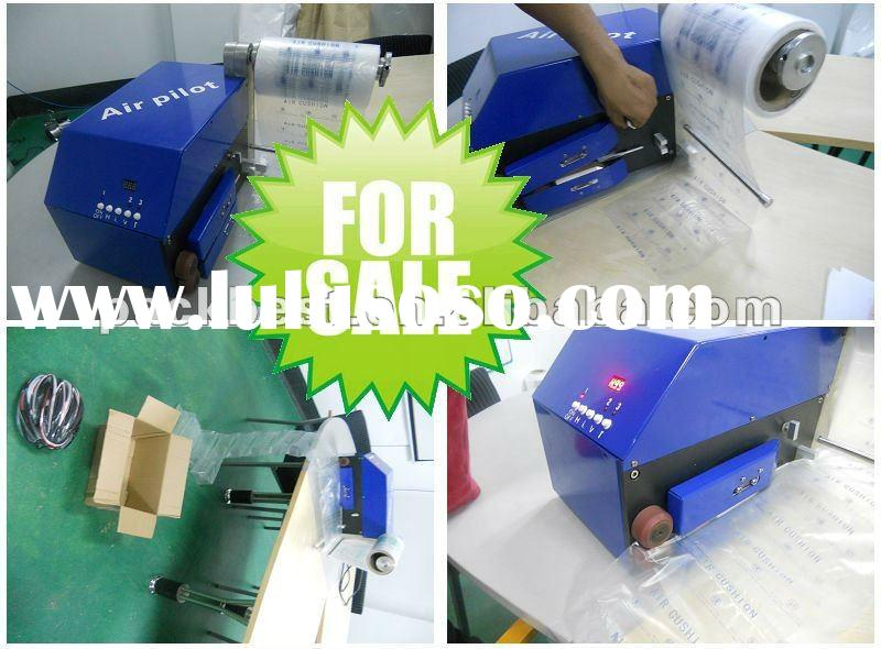 PE Air cushion film bag making machine