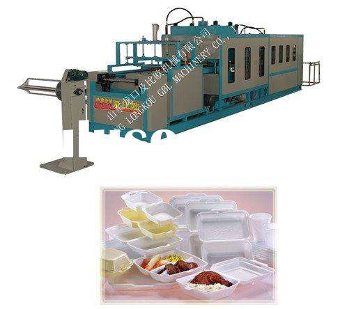 PS Foam Fast Food Tray Making Machine