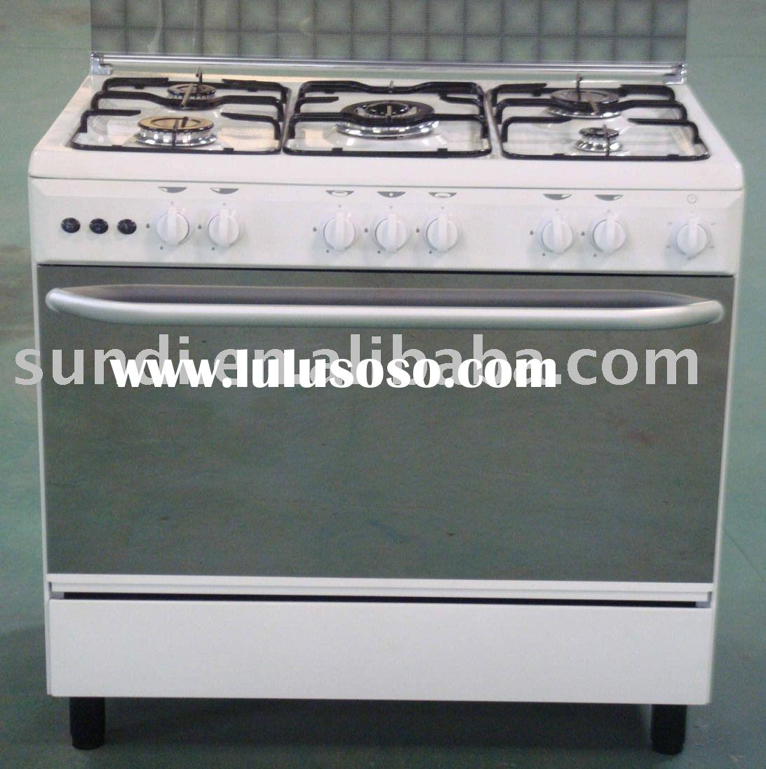 Pluse Ignition Free-standing Gas Oven