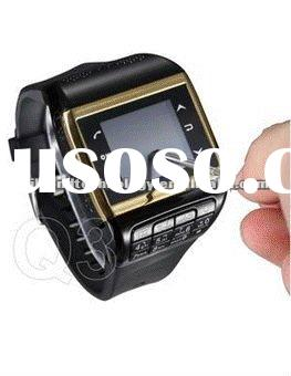 Promotion dual sim Mobile Phone Watch with Bluetooth Q3