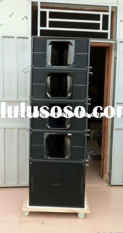 Q1 line array system,outdoor speaker,pro audio
