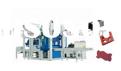 QT4-15 Fully-automatic Concrete Block Making Machine ttt