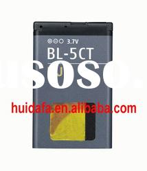 Rechargeable Li-ion battery for NOKIA 5CT