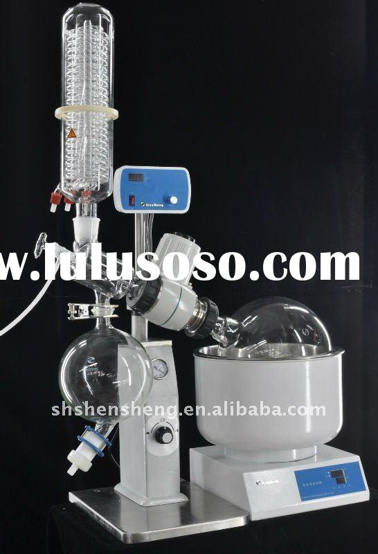 Rotary Evaporator 5L with Auto Lifting and Vertical Condenser