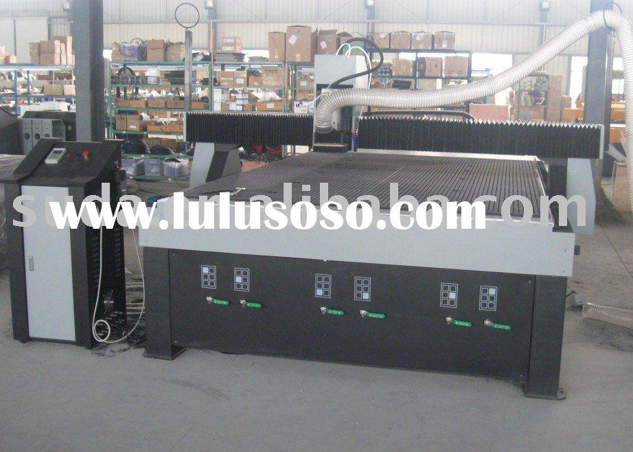 SELLING SUDA CNC ROUTER WITH VACUUM SYSTEM AND DUST COLLECTOR ---SV2030
