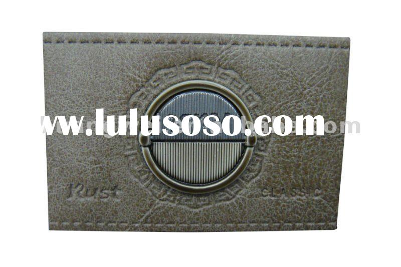 Special design garment leather label & jeans leather label