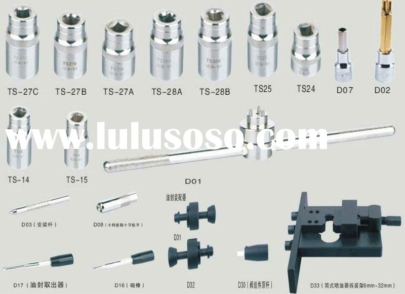 TOOLS:Tool Kits Common rail fuel injector and pump tool kits for assembling and disassembling
