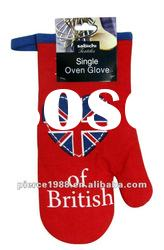 UNION JACK DOUBLE OVEN GLOVE GLOVES MITT