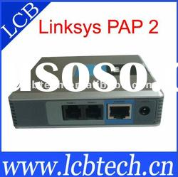Unlocked Linksys pap2 voip phone adapter