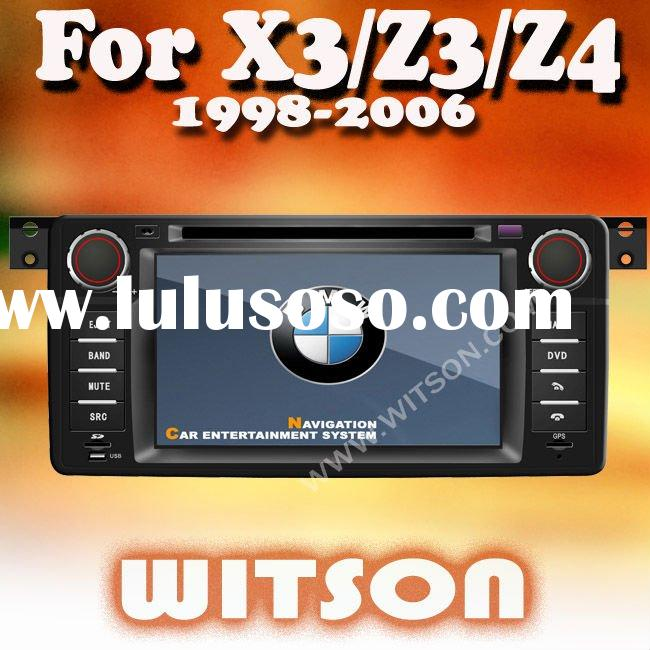 WITSON CAR DVD PLAYER FOR E46 (1998-2006)/X3/Z3/Z4 dvd player for car bmw