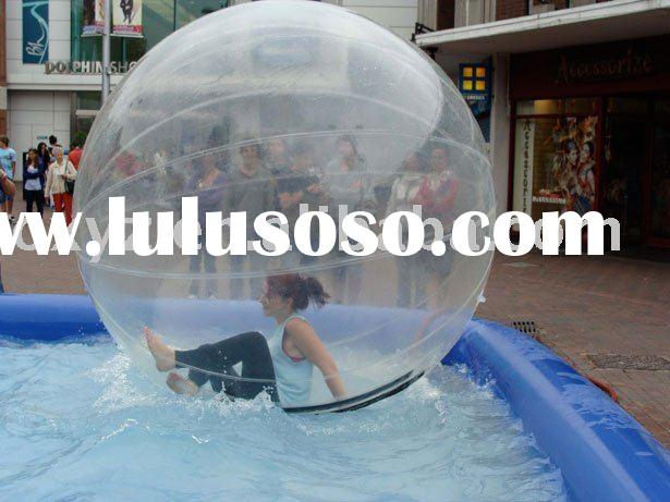 WT 20s inflatable walk on water ball