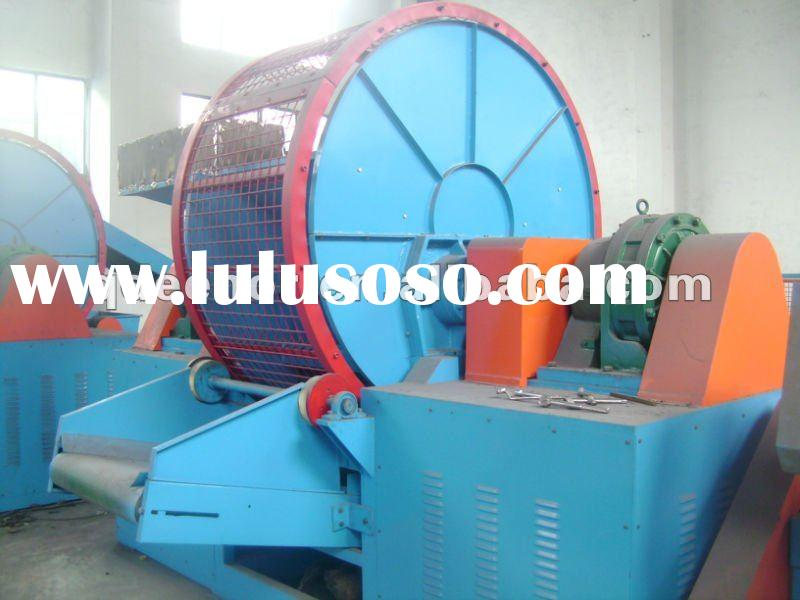 Whole Tyre Shredder for Sale
