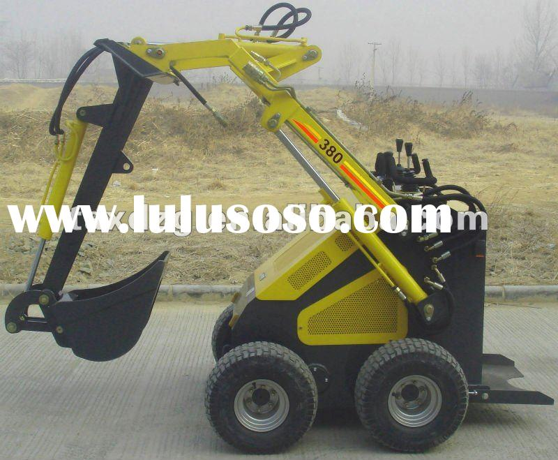 XD380 wheel mini digger for sale