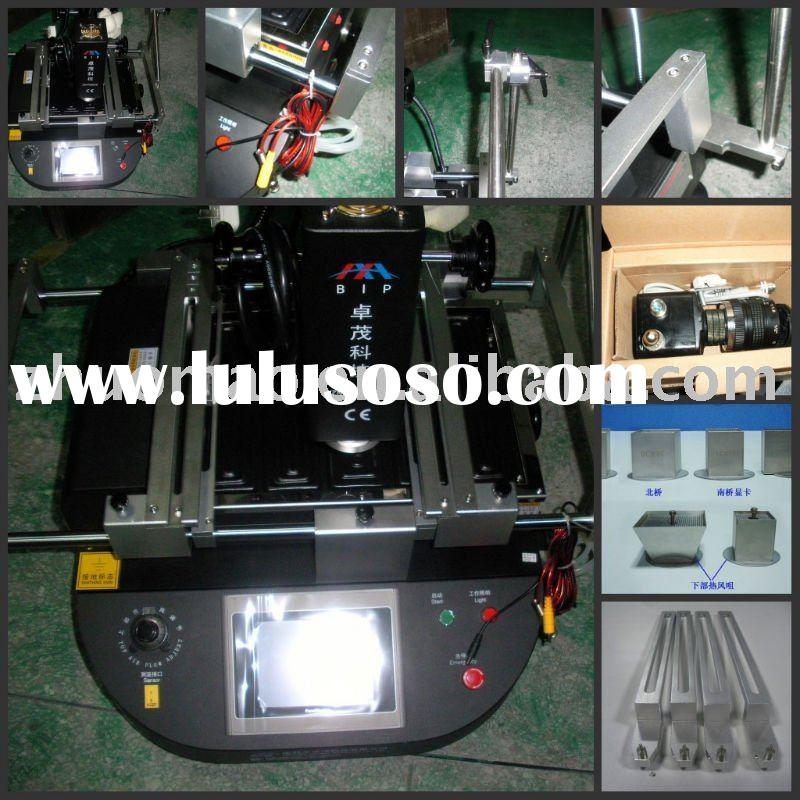 (laptop,mobiles,xbox360,ps3) small repair workshop ZM-R5860C BGA machines with CCD&LCD