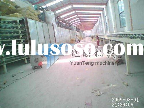 automatic gypsum board production line machinery
