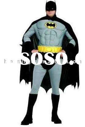 batman costume, hero costume, halloween costume, adult costume, men costume