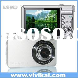 brand digital camera/ camera with 2.7 TFT LCD/10.0Megapixel /4X digital zoom