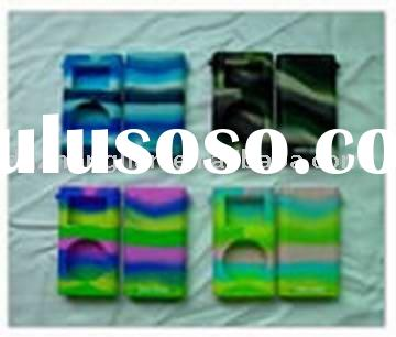 camo silicone mobile phone case, custom silicone cover