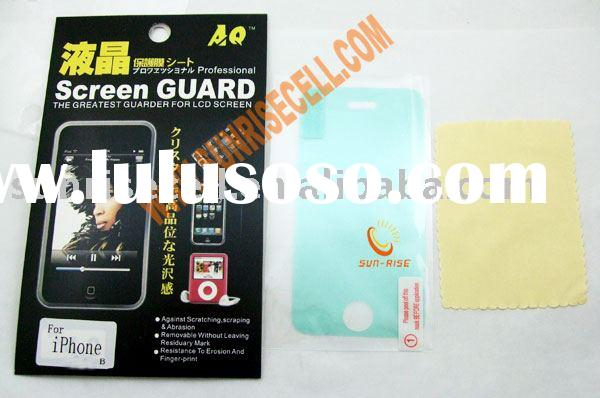 cell Phone Screen Guard Cell Phone Screen Protector Screen Guard for iPhone 3G