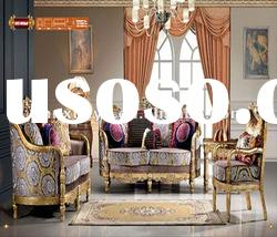 classic fabric sofa & royal furniture sofa set & solid wood sofa 803A#