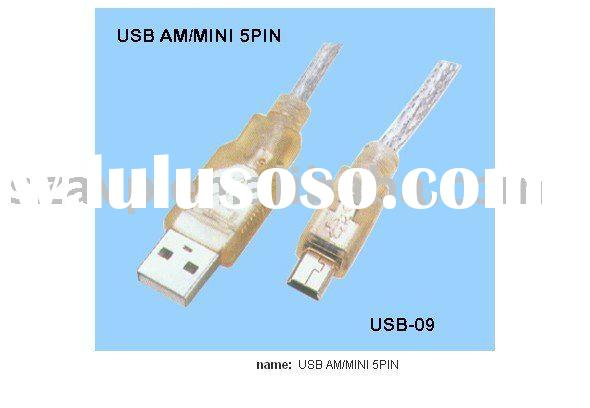 computer cable usb connector cable communication cabe with best price