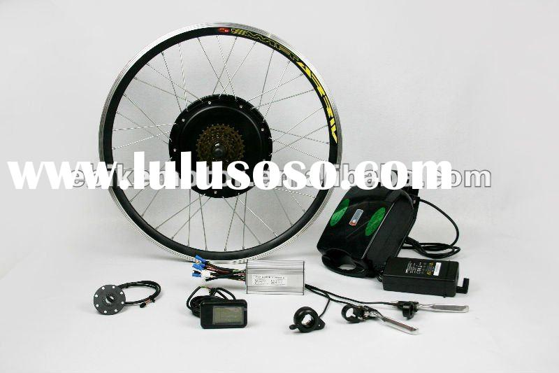 electric hub motor bicycle kit