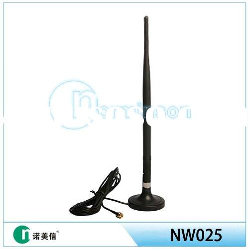 external 3G data card antenna for huawei modem CRC9 connector magnetic 5db antenna