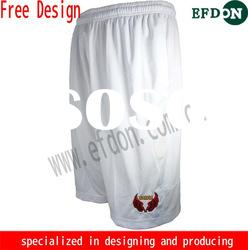 free design!!! Basketball training shorts/white basketball shorts