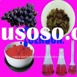 grape skin extract powder for food colorant