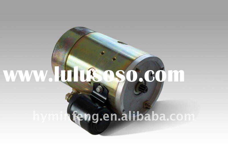 hydraulic motor 24V 2KW 4.5inch DC pump motors 808 hot sale !