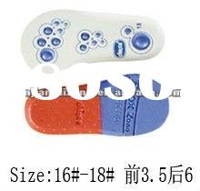 kids natuaral leather eva insoles for shoes