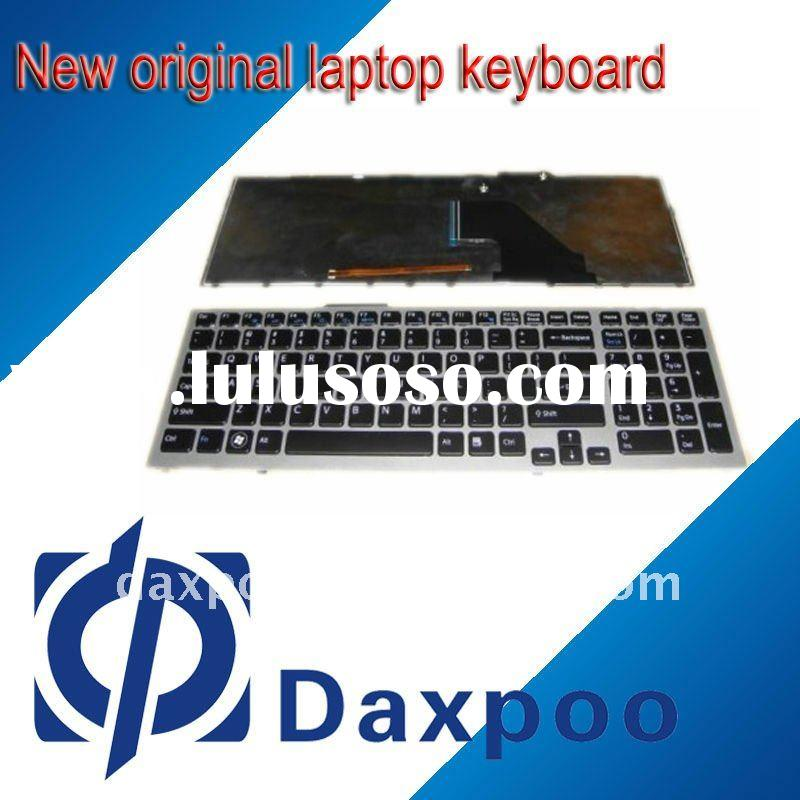 laptop keyboard for sony VPC-F11M1EH VPC-F11 black layout US