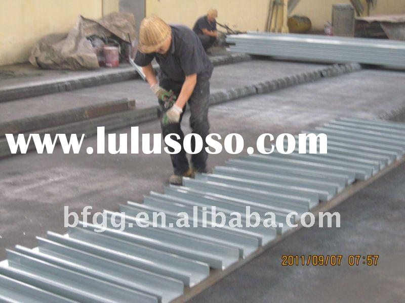paint use for purlin C steel beam C section steel ,C shaped steel