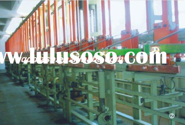 plumbing equipment electroplating equipment/ rack type