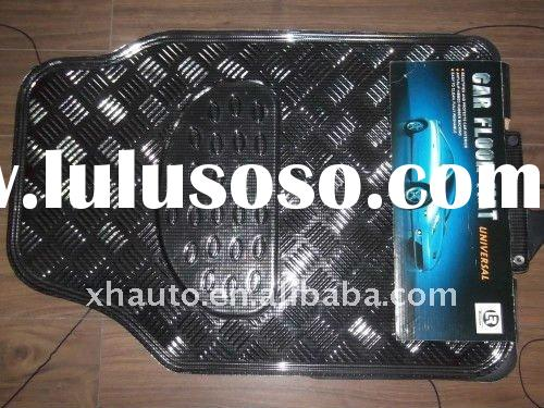 rubber car floor mats factory with different kinds