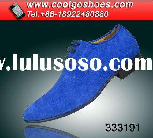 special design men dress shoes 2012 style for fashion young men