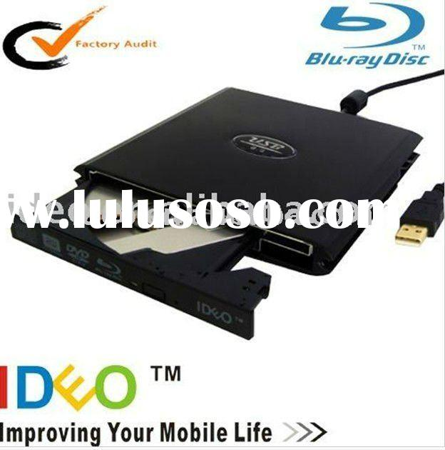 usb 2.0 external DVD writer/blu ray DVD Writer-Sata interface/extern blue ray writer for laptop