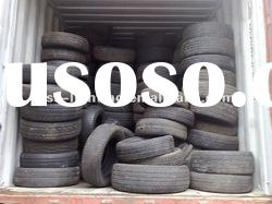 used tyres recycled rubber/scrap tyre